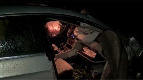 Zetori përplaset me një automjet në autostradën Lezhë – Shkodër, dy të plagosur