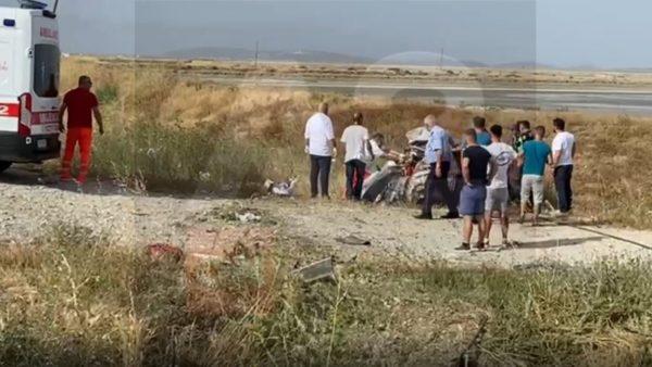 Aksident në autostradën Levan-Vlorë, 4 viktima