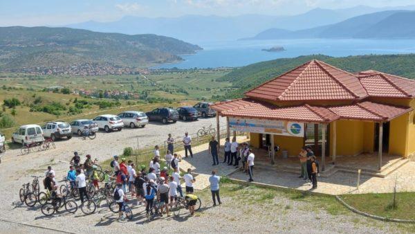 """Çiklizëm në Prespë për një """"mjedis të pastër dhe jetë të shëndetshme"""""""