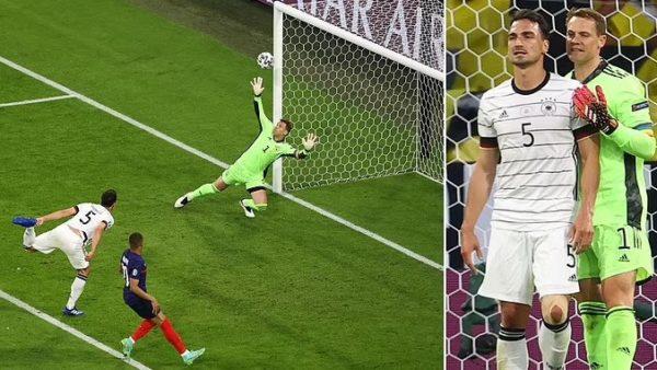 """Hummels """"tradhton"""" Gjermaninë, Franca e nis Evropianin me fitore"""