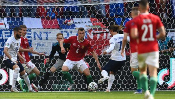 """""""Stadiumi ishte plot"""", Griezmann justifikon barazimin ndaj Hungarisë"""