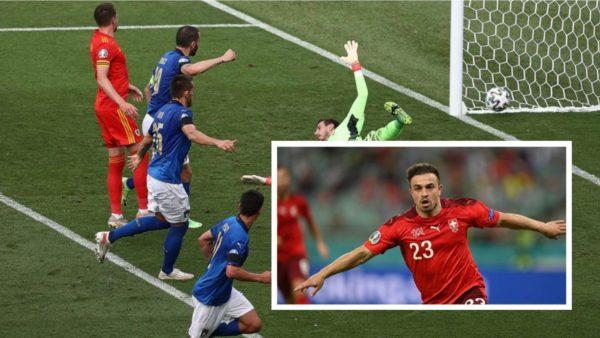 Itali perfekte në Europian, Uellsi humbet dhe feston. Zvicra mposht Turqinë dhe shpreson kualifikimin