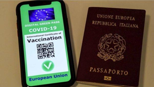 """Italia miraton """"Green Pass"""" kundër COVID-19, hyn në fuqi më 1 korrik"""