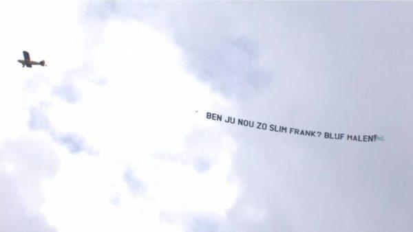 """Mesazh nga qielli për """"tulipanët"""", Frank de Boer-in s'e lënë rehat"""