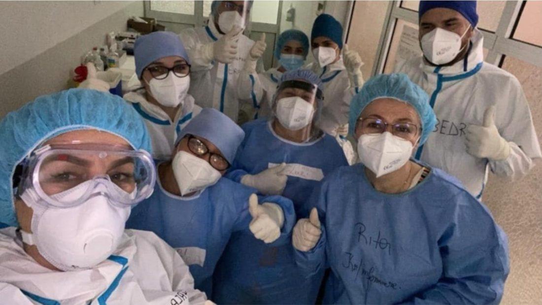 manastirliu spitali infektiv koronavirusin 1100x620