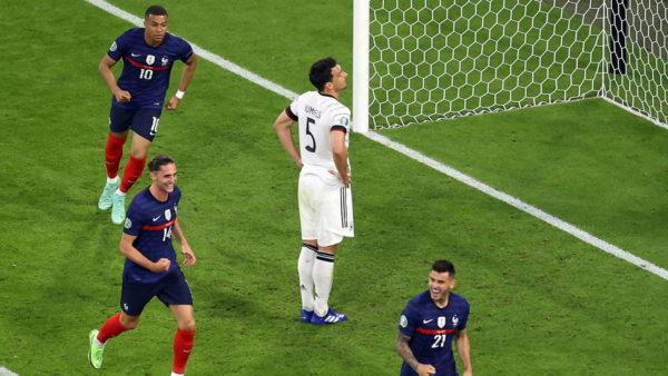 """Djali i Hummels festoi """"golin"""" e babait në ndeshjen me Francën"""