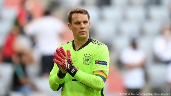 Ngjyrat e ylberit në fashën e kapitenit të Gjermanisë, UEFA nis hetim