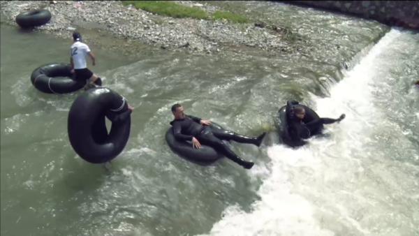"""""""Bunarfest"""", gara tradicionale në Prizren që synon ndërgjegjësimin për mbajtjen pastër të lumit"""