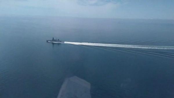 Rusia akuzon anijen britanike për provokim, publikon pamjet