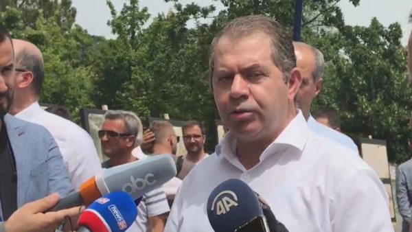 """Çështja """"Çame"""", Shpëtim Idrizi: Do të jem pjesë e parlamentit në shtator"""