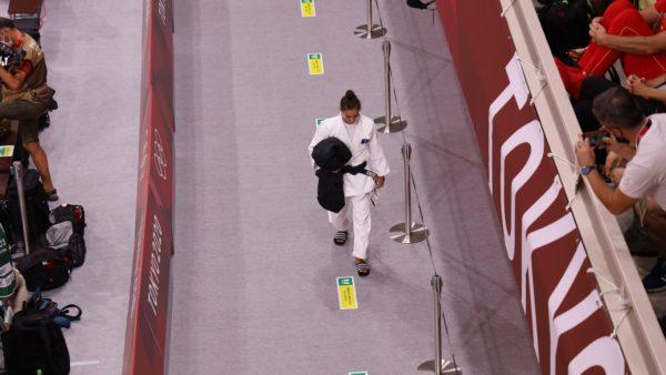 """""""Tokyo 2020"""", Majlinda Kelmendi largohet përpara kohe"""