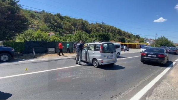 Aksident në Lezhë-Shkodër, tre automjete të përfshira