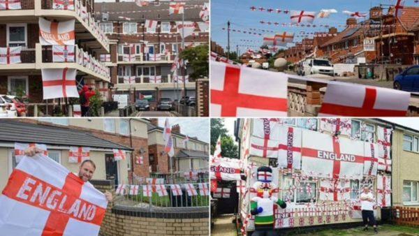 Ethet e finales pushtojnë Anglinë, më patriotë se kurrë për ndeshjen më të rëndësishme në 55 vite