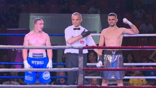 Turneu i boksit në kryeqytet në nder të Ahmet Golemit, triumfojnë djemtë kuqezinj