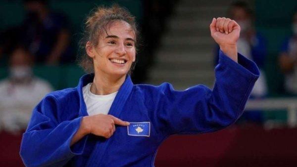 Nora Gjakova shpallet Kampione Olimpike, tjetër medalje e artë për Kosovën