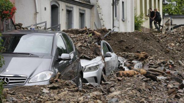 Përmbytjet në Gjermani, mbi 40 viktima dhe disa të zhdukur