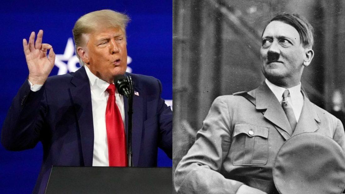Hitleri beri shume pune te mira gazetari zbulon ne nje liber deklaraten tronditese te Trump 1100x620