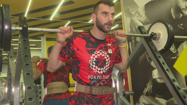 "Izmir Smajlaj gati për ""Tokyo 2020"", premton surpriza ""olimpike"""