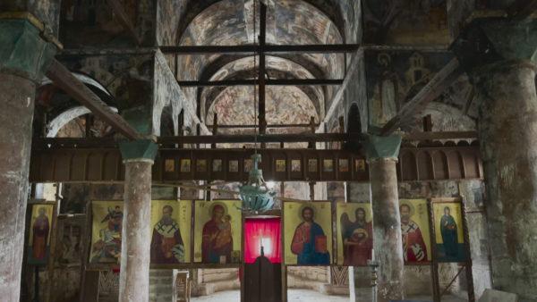 Kisha e Shën Thanasit, shirat dhe lagështia rrezikojnë monumentin e kohës bizantine