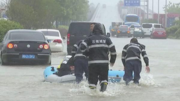 """Tokyo 2020, tajfuni """"Nepartak"""" kërcënon Lojërat Olimpike"""