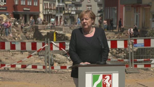 Bilanci i viktimave shkon në 171, Merkel premton ndihma të shpejta financiare