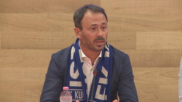 Trajneri i ri i Kukësit, prezantohet Diego Longo: Rikthehemi skuadër pretendente