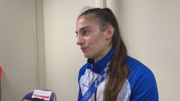 Pas triumfit historik, Nora Gjakova: Nuk doja që kundërshtarja të tërhiqej, ia kushtoj fitoren të gjithëve atyre që më kanë ndihmuar