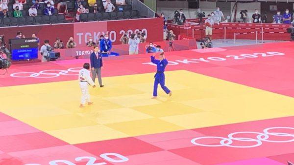 Xhudistja Nora Gjakova siguron medaljen, kalon në finale