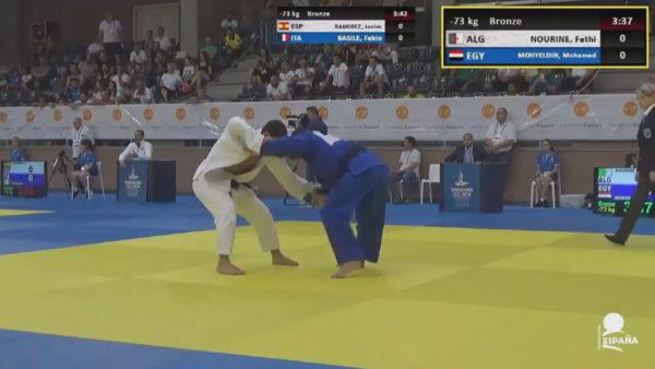Shorti e vë përballë izraelitit, tërhiqet nga Olimpiada xhudisti algjerian