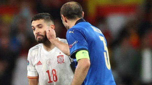 Chiellini shpjegon se çfarë ndodhi me Jordi Albën
