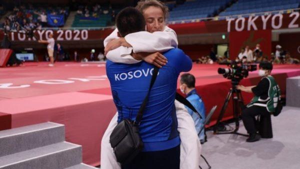 Kosova siguron medaljen në Olimpiadë, Distria Krasniqi në finalen e xhudos