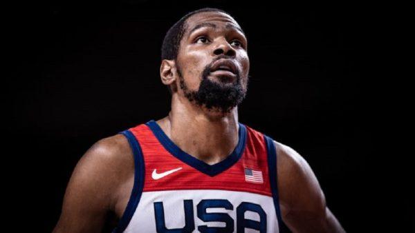 Basketboll, Durant thyen rekord në fitoren e SHBA-së ndaj Republikës Çeke