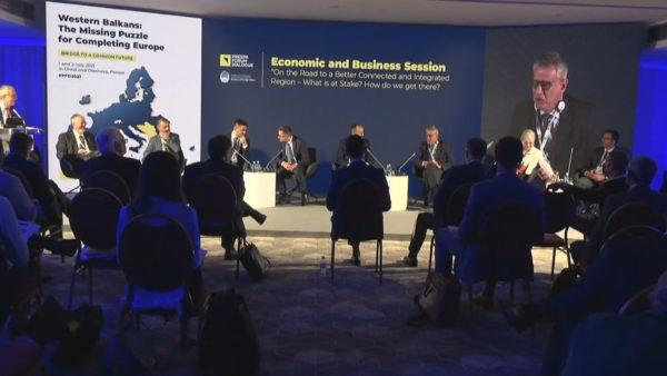 Forumi i Prespës për dialog, Osmani: Platformë e re për të thelluar bashkëpunimin në rajon