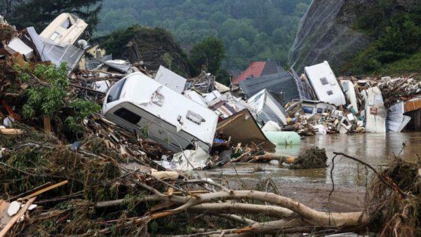 Përmbytjet në Gjermani, banorët: Rrënojat mund të bëhen pengesë për rindërtimin