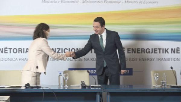 Dakordësi vendore e ndërkombëtarëve, Kurti: Marrim vendime të rëndësishme në energjitikë
