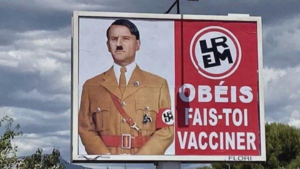 Macron si Hitleri. Francezët kundër Presidentit, e quajnë diktator
