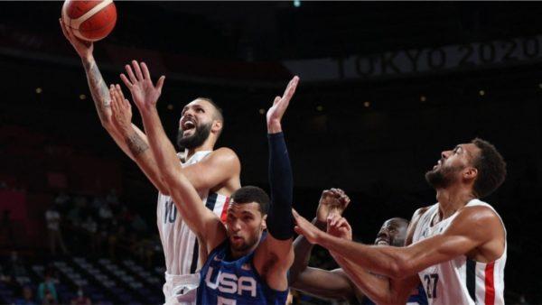 Surprizë e madhe në Tokio, Franca gjunjëzon yjet amerikane në basketboll