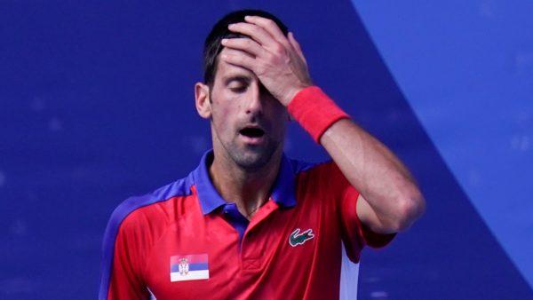 E pabesueshme në Tokio 2020, Djokovic e mbyll Olimpiadën pa asnjë medalje
