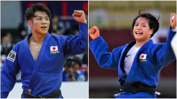 Japonia ka dy heronj të rinj, motra dhe vëllai që fituan medaljen e artë të njëjtën ditë