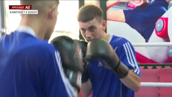 Kampionët e rinj të boksit shqiptar