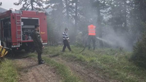 Bilanci në Korçë, 130 hektarë të përshkuar nga zjarri, mbi 30 hektarë të djegur