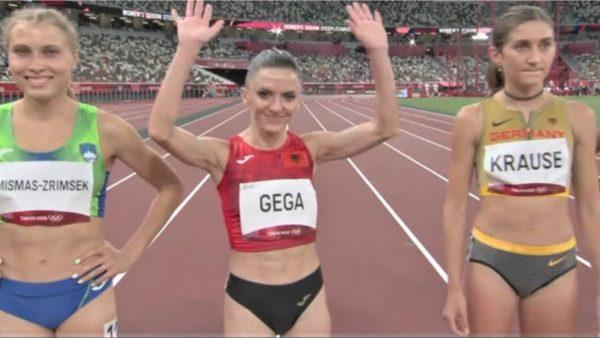 Finalja e 3000 metrave me pengesa, Luiza Gega e 13-ta, mbyllet përfaqësimi shqiptar në Tokio
