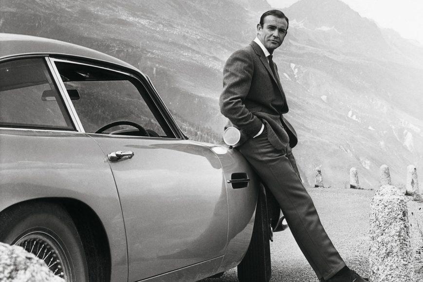 E kishin vjedhur 24 vite më parë, gjendet makina e James Bond