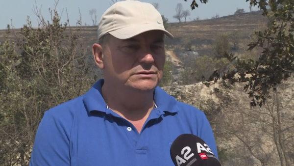Zjarret në Gjirokastër e Vlorë, Haki Çako: Situata nën kontroll, po monitorohen vatrat aktive
