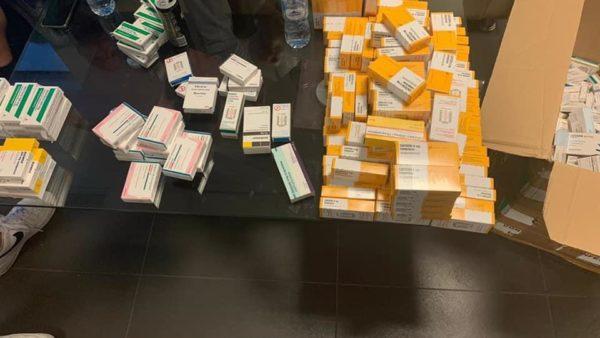 Sekuestrohet një sasi e konsiderueshme ilaçesh kontrabandë në Portin e Durrësit