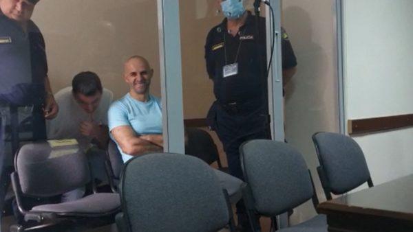 Arbër Çekaj shfaqet duke buzëqeshur pas tentativës për arratisje