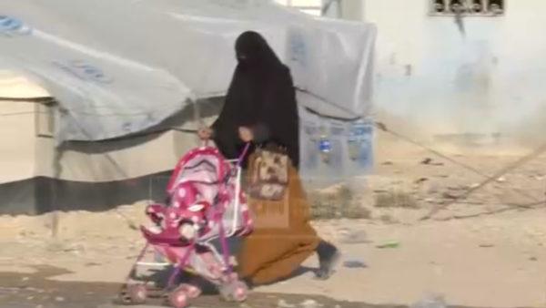 Eva Dumani në Al-Hawl, mesazhet nga kampi: Po na rrahin shumë