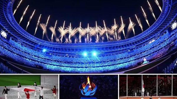 Olimpiada në finish, fotot e ceremonisë së mbylljes