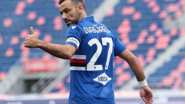 Quagliarella, magji për golin numër 100 te Sampdoria