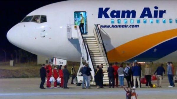 Mbërrijnë në Shkup 149 afganët e parë, vendi i tretë në rajon që strehon refugjatët